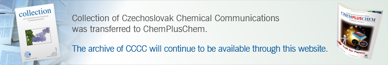 CCCC will be published under the name ChemPlusChem by Wiley.